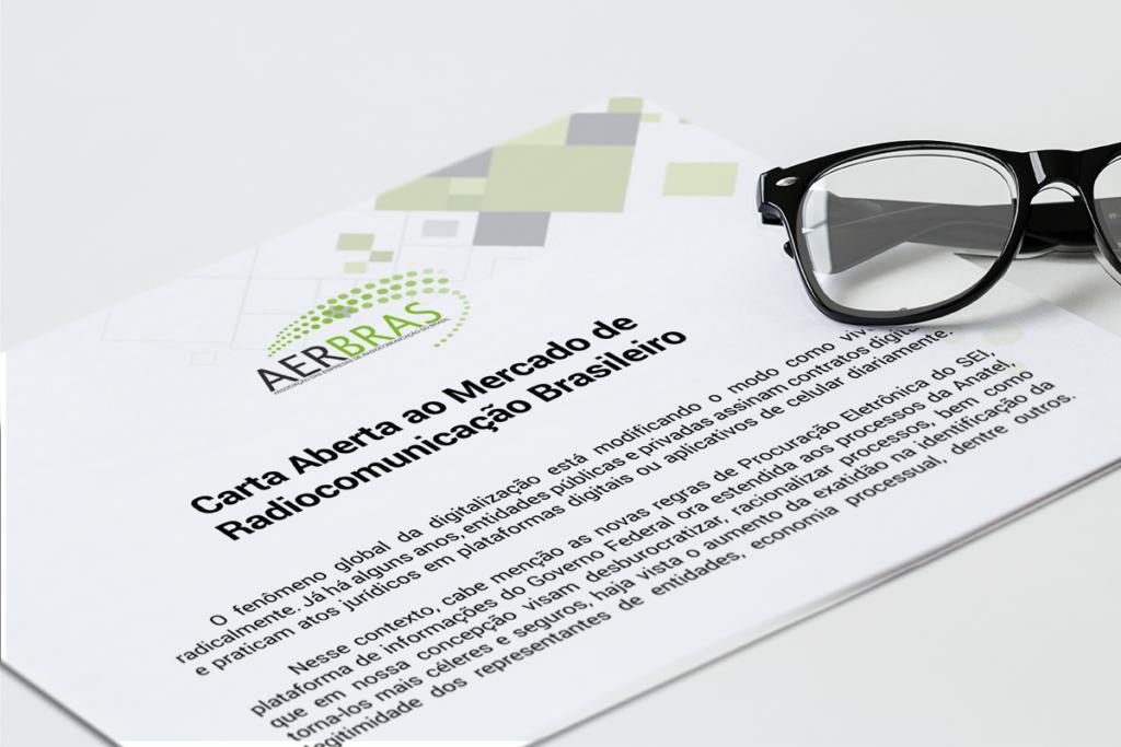 Carta Aberta ao Mercado de Radiocomunicação Brasileiro
